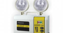 Emergency lighting time when fire emergency light is cut off