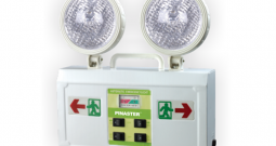 Does the fire emergency light need to be discharged specifically?