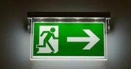 Do you know these cold knowledge of safety exit signs?